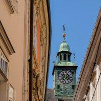 Австрия. Прогулка по Грацу. :: Надежда Лаптева