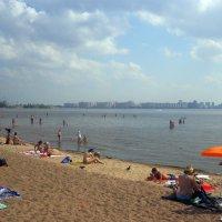 Пляжный сезон :: AleksSPb