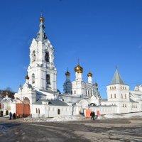 мужской монастырь :: Константин Трапезников