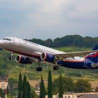 Aeroflot - Airbus A-320 :: Roman Galkov
