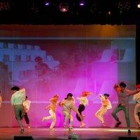 Ритмы города (Фестиваль Cover Dance в Уфе) :: Константин Вавшко
