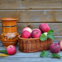 Август пахнет яблоками...2 :: Наталья Natupans