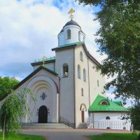 Храм Святой Троицы :: Ирина Олехнович