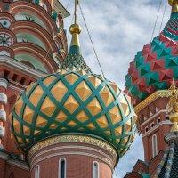 Купола и шатры 10 :: Oleg