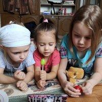 Три сестрички :: Олег Каплун