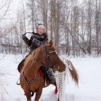Зимой веселее :: Михаил Безбородов