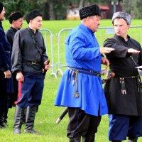 обсуждение тактики (советы капитана) :: Дмитрий Солоненко