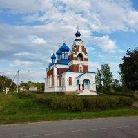 Деревенская церковь :: Teresa Valaine