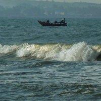 Рыбаки :: Марина