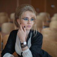 Одинокая учительница :: Илья Зубков