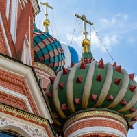 Шатры и купола 12 :: Oleg