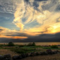 Спиральное небо :: Cергей Кочнев