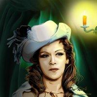 Её величество-королева франции.... :: николай дубовцев