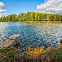 Вот и осень пришла.. :: Сергей Винтовкин