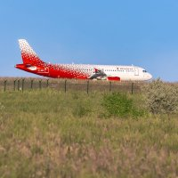 AIRBUS A320 (VP-BZQ) :: Володька Завитушкин