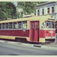 Трамвай :: Роман никандров