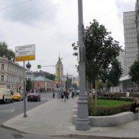 Прогулка по Москве. :: Владимир Драгунский