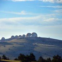 Яйца динозавров на плато Ай-Петри :: Ольга Голубева