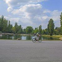 Велосипедист :: Валентин Семчишин