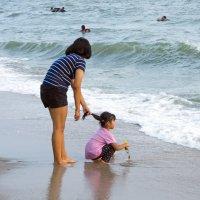2019, Таиланд, Банг Саен, пляж :: Владимир Шибинский