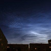 Серебристые облака. :: Евгений Логинов