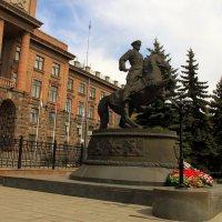Памятник Жукову Г.К. :: sav-al-v Савченко