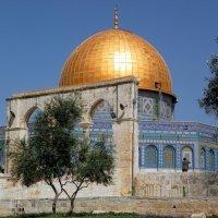 Мечеть Купол Скалы :: Маргарита