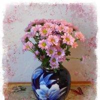 Хризантемы :: Nina Yudicheva