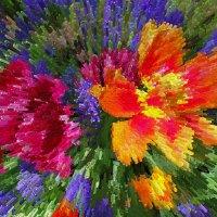 Экструзия - не всё же просто цветы :: Виталий Авакян