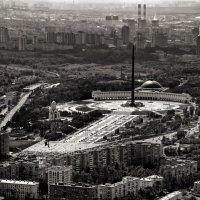 354 м над асфальтом :: Виталий Авакян