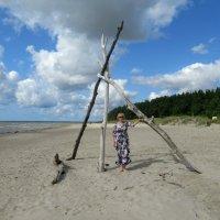 Пляж Валгеранна :: Елена Павлова (Смолова)