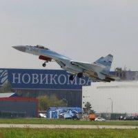Взлёт Су - 35С :: Андрей Снегерёв
