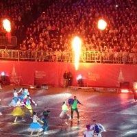 Зажигательный рок-н-ролл открывает фестиваль :: Galina194701