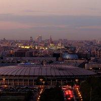 Москва ночная :: ИРЭН@ .