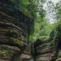 Вода камень точит :: Андрей Вигерчук