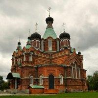 Церковь Петра и Павла (другой ракурс) :: Милешкин Владимир Алексеевич