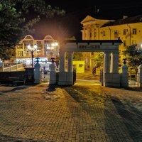 Ночь на Малаховом кургане :: Александр Соболев