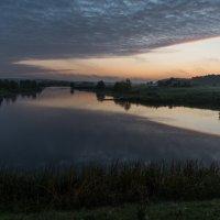 Ранним,сентябрьским утром на речке Буянке. :: Виктор Евстратов