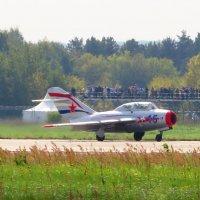 МиГ -15 :: Андрей Снегерёв