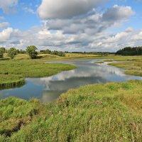 Река Мурмога. :: Ирина Нафаня