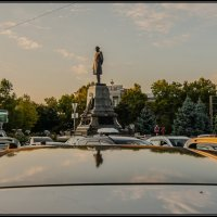 Площадь Нахимова :: Александр Соболев