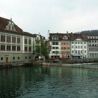 Люцерн Швейцария :: Swetlana V
