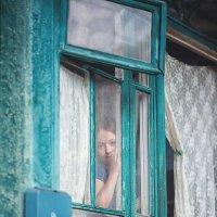 Окно в мир :: Надежда Антонова
