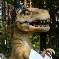динозавры :: ольга хакимова