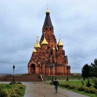 Дорога к храму :: Василий