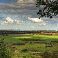 Вид с Ореховой горы :: Андрей Протуренко