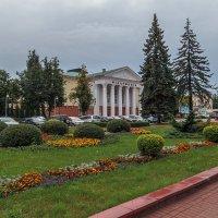 Витебск,городской пейзаж :: Сергей Цветков