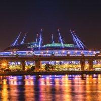 Стадион Санкт-Петербург :: Дмитрий Рутковский