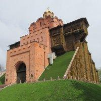 Золотые ворота,  г.Киев Украина :: Tamara *
