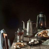 Чаепитие с баранками :: Алексей Кошелев